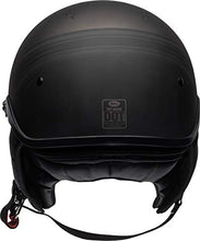 Load image into Gallery viewer, Bell Pit Boss Open-Face Motorcycle Helmet (Honor Matte Titanium/Black, Medium) - MyBikeCo