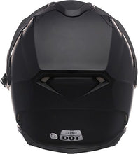 Load image into Gallery viewer, Bell Mag-9 Open Face Motorcycle Helmet (Solid Matte Black, XX-Large) - MyBikeCo