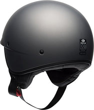 Load image into Gallery viewer, Bell Scout Air Motorcycle Helmet (Solid Matte Titanium, Medium) - MyBikeCo
