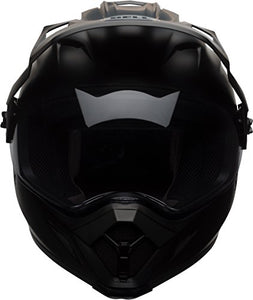 Bell MX-9 Adventure MIPS Full-Face Motorcycle Helmet (Solid Matte Black, Large) - MyBikeCo