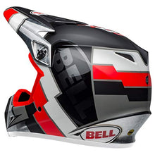 Load image into Gallery viewer, Bell MX-9 MIPS Off-Road Motorcycle Helmet (Twitch Replica Matte Gloss Black/Red/White, XX-Large) - MyBikeCo