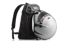 Load image into Gallery viewer, Badass Moto Cool Motorcycle Helmet Laptop Backpack for Men & Women. Perfect Carry on Travel Backpack. Airline Approved Personal Item. Gym, College & School Backpack. Removable Full Face Helme