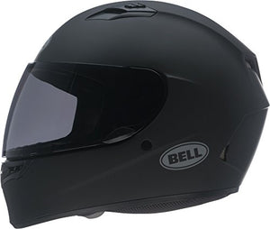 Bell Qualifier Full-Face Motorcycle Helmet (Solid Matte Black, Large) - MyBikeCo