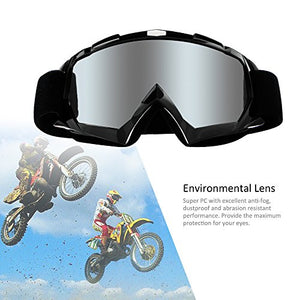 Motorcycle Goggles Dirt Bike - MyBikeCo