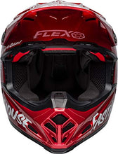Load image into Gallery viewer, Bell Moto-9 Flex Off-Road Motorcycle Helmet (Fasthouse DITD Matte/Gloss Red Navy, Large) - MyBikeCo