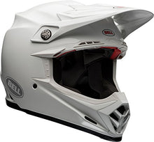 Load image into Gallery viewer, Bell Moto-9 Flex Off-Road Motorcycle Helmet (Solid White, Large) - MyBikeCo