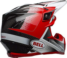 Load image into Gallery viewer, Bell Moto-9 Flex Off-Road Motorcycle Helmet (Hound Matte/Gloss Red/White/Black, X-Large) - MyBikeCo