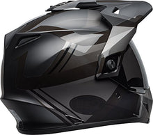 Load image into Gallery viewer, Bell MX-9 Adventure MIPS Full-Face Motorcycle Helmet (Matte/Gloss Blackout, Medium) - MyBikeCo