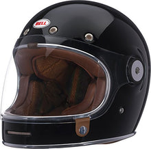 Load image into Gallery viewer, Bell Bullitt Full-Face Motorcycle Helmet (Solid Gloss Black, Small) - MyBikeCo