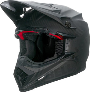 Bell Moto-9 Flex Off-Road Motorcycle Helmet (Matte Syndrome Black, Medium) - MyBikeCo
