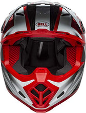 Load image into Gallery viewer, Bell Moto-9 Flex Off-Road Motorcycle Helmet (Hound Matte/Gloss Red/White/Black, Medium) - MyBikeCo