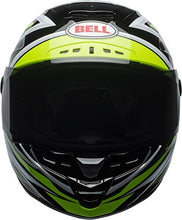 Load image into Gallery viewer, Bell Star MIPS Equipped Street Motorcycle Helmet (Gloss Hi-Viz Green/Black Torsion, XX-Large) - MyBikeCo