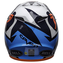 Load image into Gallery viewer, Bell MX-9 MIPS Off-Road Motorcycle Helmet (Seven Ignite Gloss Navy/Coral, Medium) - MyBikeCo