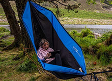 Load image into Gallery viewer, Crua Koala Maxx 2 Person Hammock Only (Blue Maxx) - USA Based, Camping, Hiking, Motorcycles, Waterproof, Portable, Lightweight - MyBikeCo