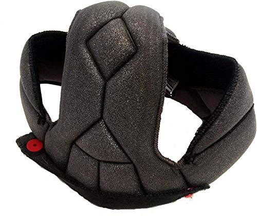 BELL Qualifier DLX Top Liner Motorcycle Helmet Accessories - Black/Small - MyBikeCo