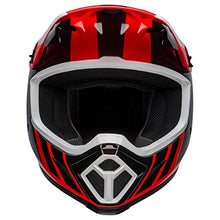 Load image into Gallery viewer, Bell MX-9 MIPS Off-Road Motorcycle Helmet (Dash Gloss Red/Black, Large) - MyBikeCo