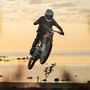 CAKE Kalk Off-road electric motorcycle (Stock available on request) - MyBikeCo
