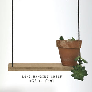 Longest Hanging Shelf
