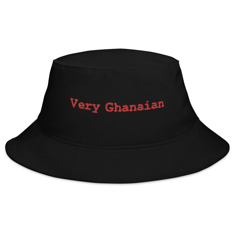 V|G Black Bucket Hat