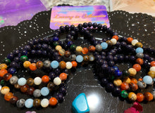 Load image into Gallery viewer, Galaxy Chakra Bracelet