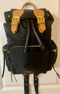 Bberry Runaway Rucksack Backpack