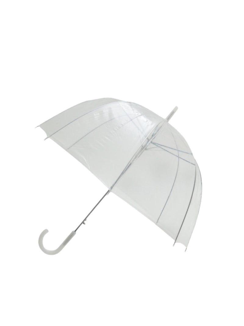 LOT DE 12 - Parapluie transparent long  3,00€/unité | Grossiste-pro