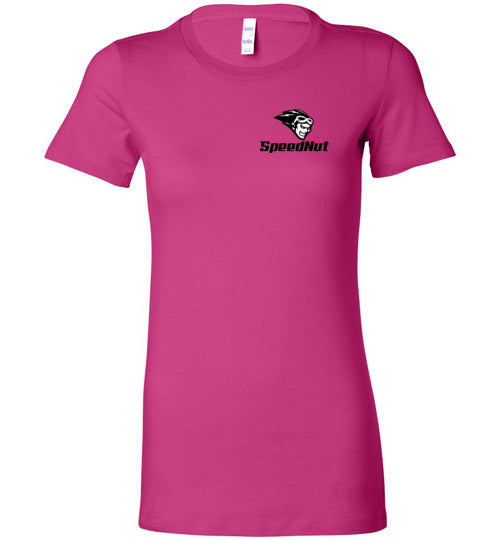SpeedNut Logo Ladies Tee