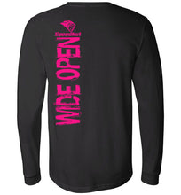 Load image into Gallery viewer, Full Throttle Long Sleeve Tee Pink
