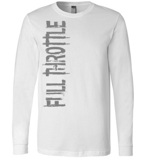 Full Throttle Long Sleeve Tee