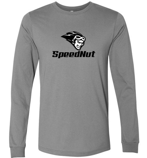 SpeedNut Logo Long Sleeve Tee