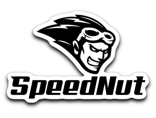 SpeedNut Decal