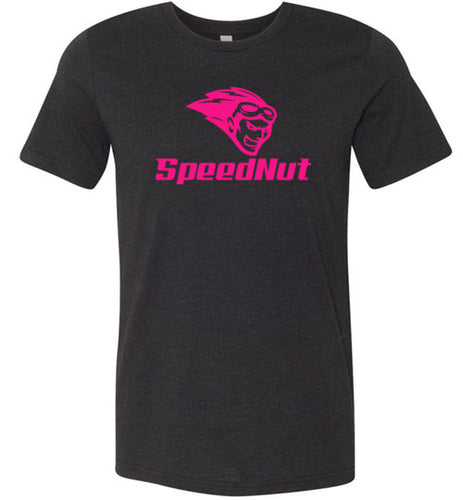 SpeedNut Logo in Pink