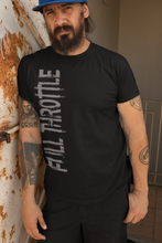 Load image into Gallery viewer, Full Throttle Tee Black