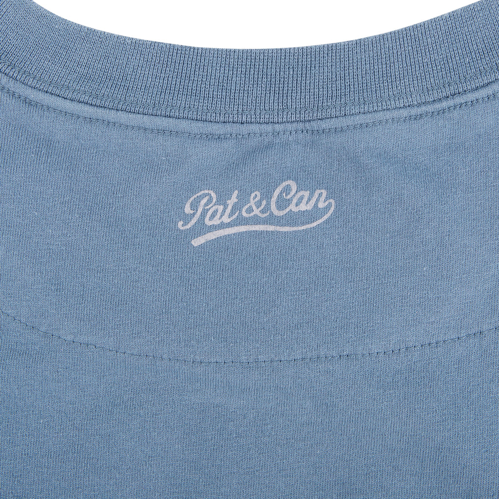 Camiseta Do What You Can´t - Faded Blue