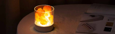 Himalayan Salt Lamp: Are They Good for Health or Not?