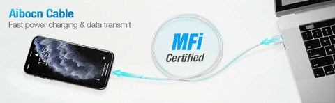 MFi Certified Charger Cable