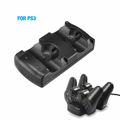 PS3 Dual Charging Dock Station