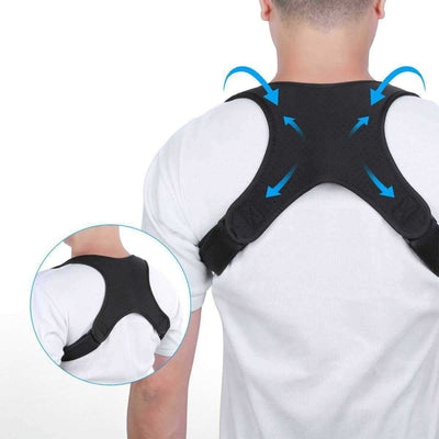 Back Posture Corrector-poweradd mall
