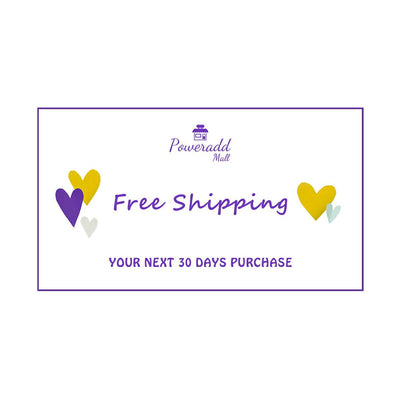 Free Shipping - Poweraddmall