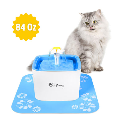 Pet Water Fountain - Poweraddmall