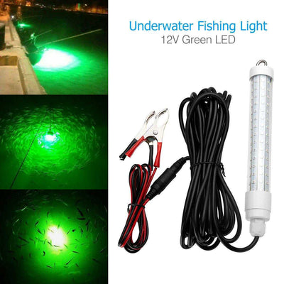 green submersible fishing light-poweradd mall