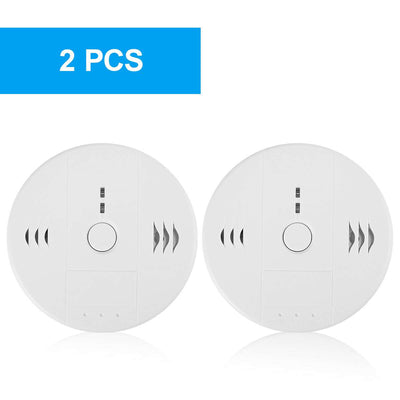 2-Pack Combination Smoke and CO Detector