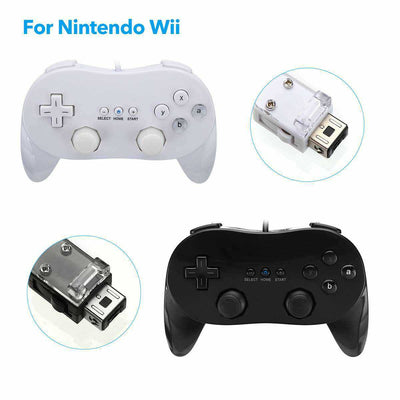 1 Pack Game Controller Black/White