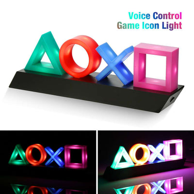 LED game atmosphere lights