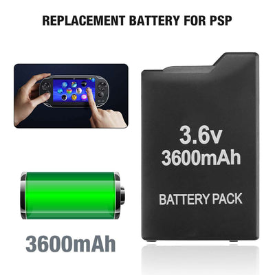 Replacement Battery For Sony PSP