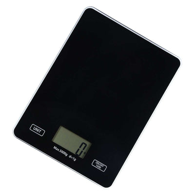 Touch Glass Kitchen Scale