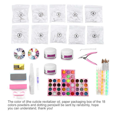Nail DIY full kit