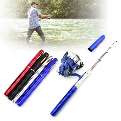 pen fishing reel-poweradd mall