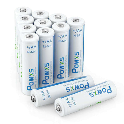 Lot 2000mah AA Rechargeable Batteries