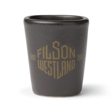 Load image into Gallery viewer, Filson x Coldfoot STONEWARE Shot Glass